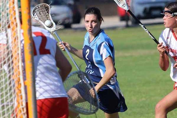 Womens lacrosse in Melbourne Victoria