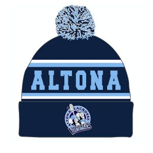 Altona Lacrosse Club beanie