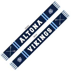 Altona Lacrosse Club scarf