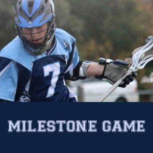 Altona Lacrosse Club Milestone Game