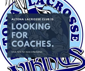 Lacrosse coaches wanted