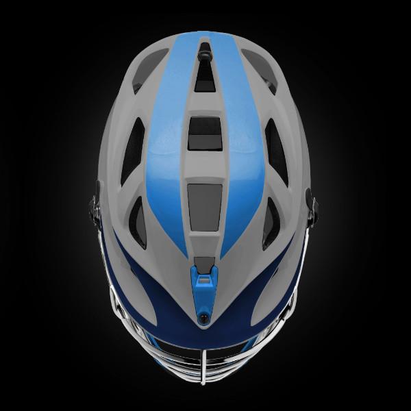 lacrosse helmet top